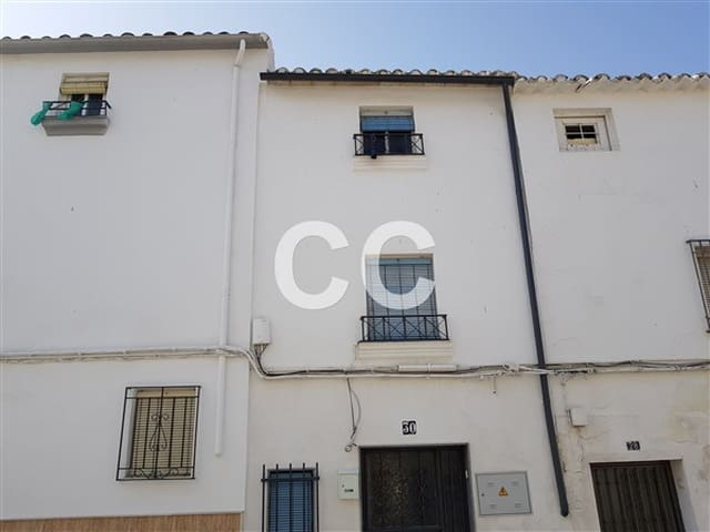 Ref:Casa Lucy Townhouse For Sale in Martos