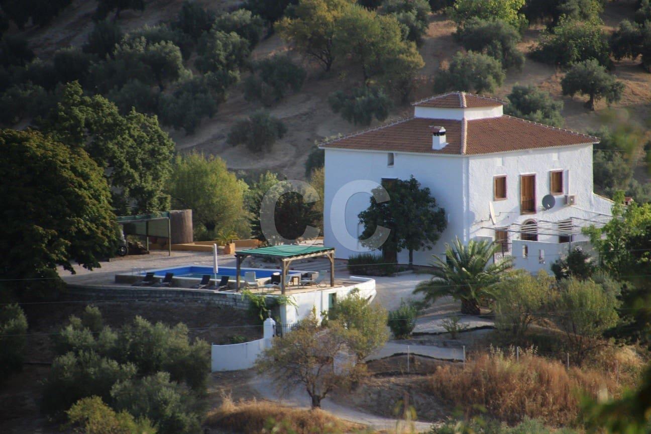 5 sypialnia Pensjonat na sprzedaż w Martos z basenem - 288 000 € (Ref: 4478121)