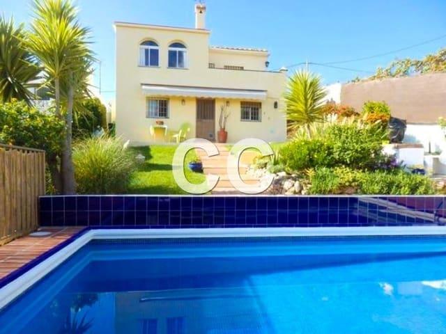 Ref:Cortijo Indepen Villa For Sale in Nerja
