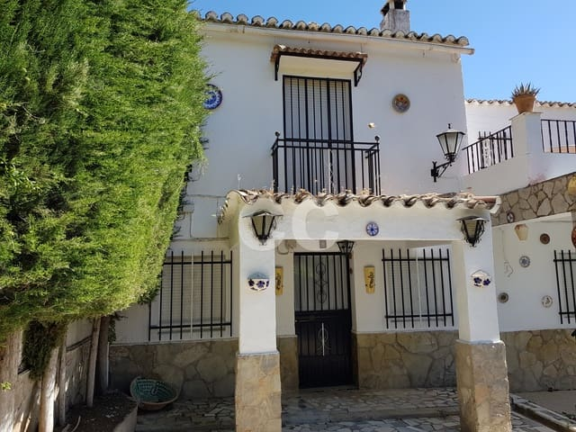 Ref:Cortijo Flores Finca/Country House For Sale in Higueral (El)
