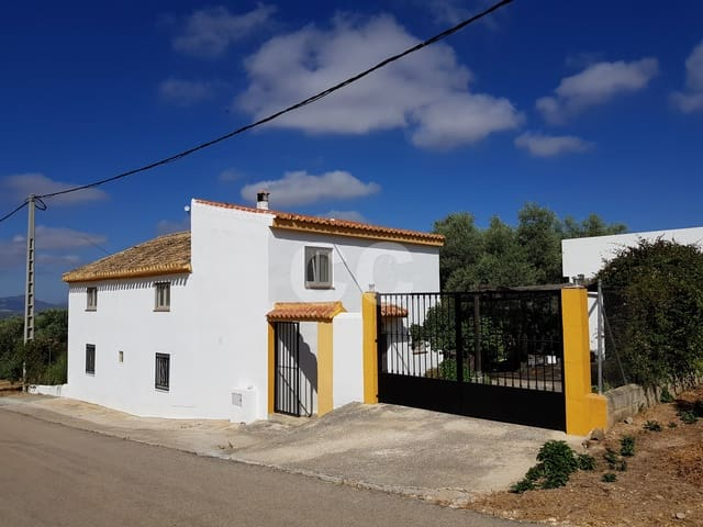 Cortijo La Mata: Finca/Country House in Villanueva del Trabuco