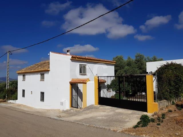 Ref:Cortijo La Mata Finca/Country House For Sale in Villanueva del Trabuco