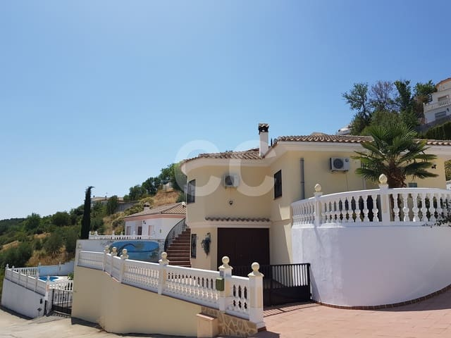 Ref:Villa Cartfel Villa For Sale in Moclín