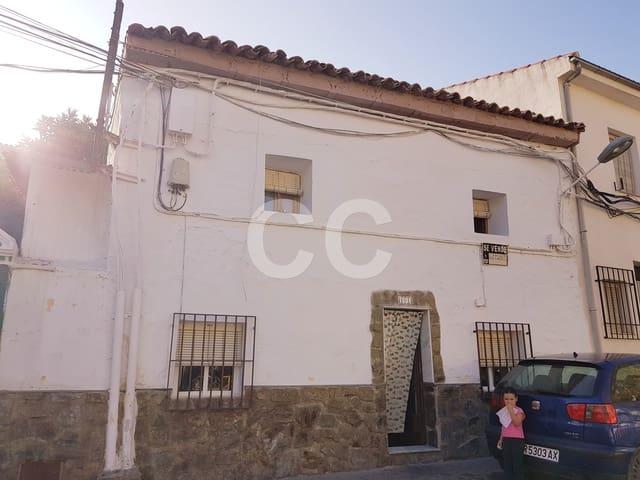 Ref:Casa Segundo Townhouse For Sale in Alcaudete