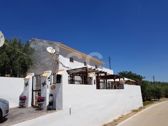 Ref:Cortijo la Pedr Finca/Country House For Sale in Martos