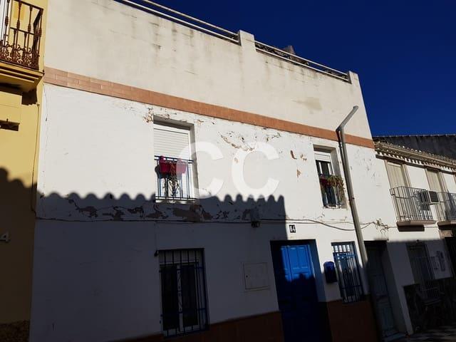 Ref:Casa Malaga Townhouse For Sale in Cuevas de San Marcos