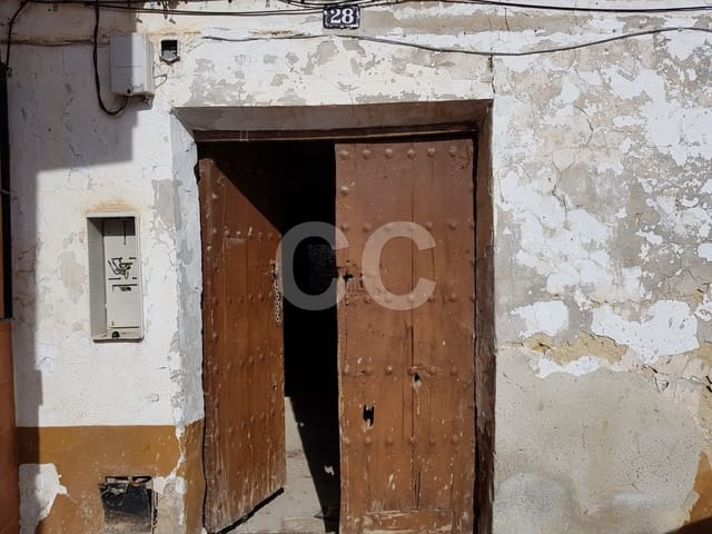 Ref:Casa Barnuevo Townhouse For Sale in Alcaudete