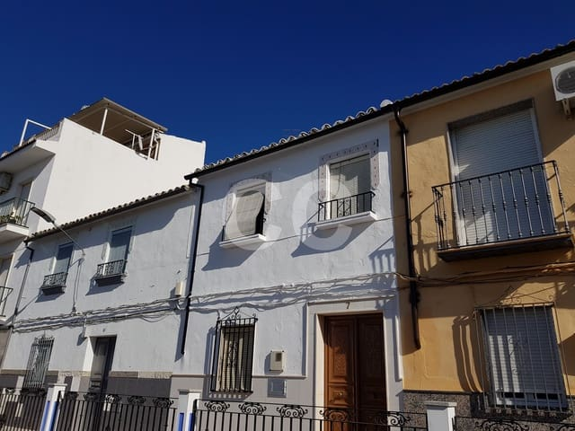 Ref:Casa Hecho Townhouse For Sale in Rute