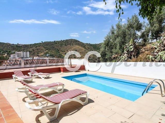 Ref:Cortijo Rojo Finca/Country House For Sale in Torrox