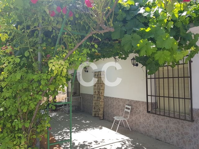 Ref:Cortijo Antonio Finca/Country House For Sale in Castillo de Locubín