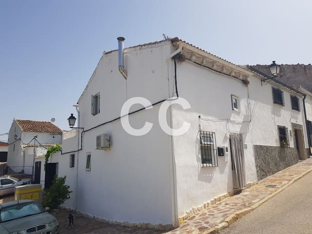 Ref:Casa Parras Townhouse For Sale in Martos