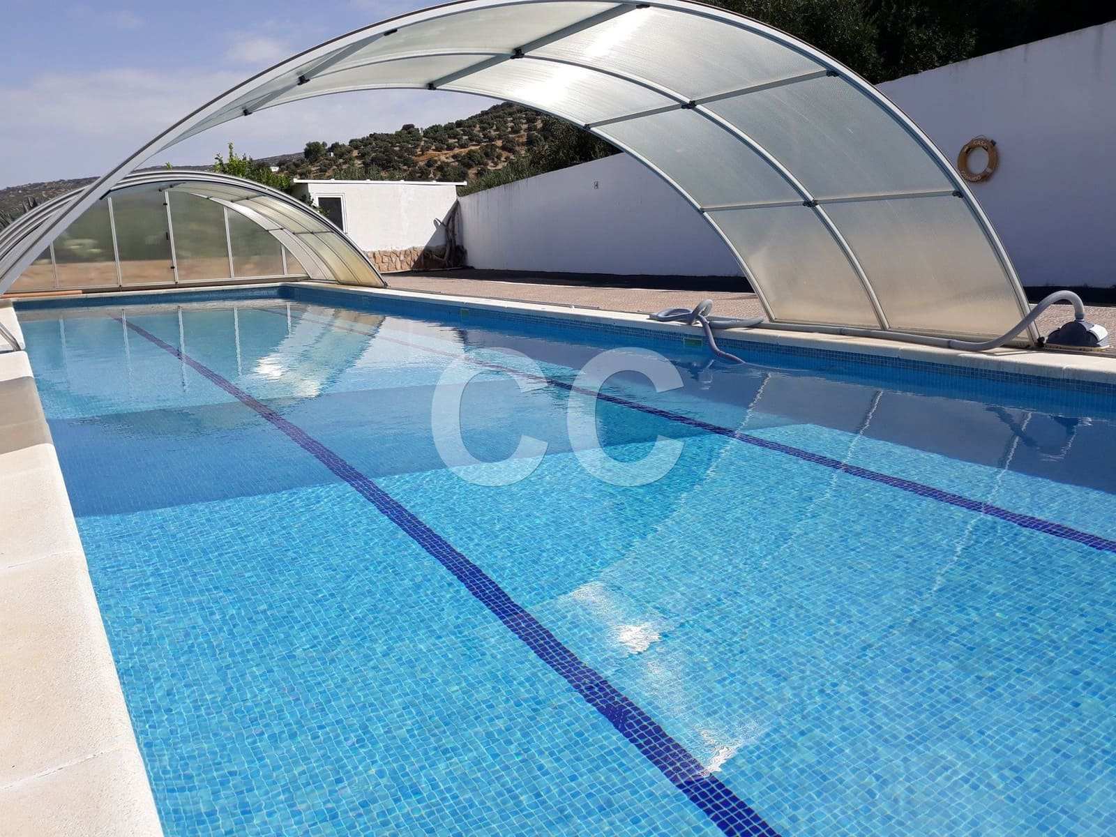 3 chambre Finca/Maison de Campagne à vendre à Ventorros de San Jose avec piscine - 220 000 € (Ref: 5437089)