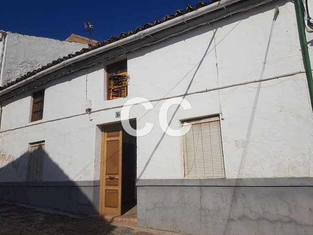 Ref:Casa Palmas Townhouse For Sale in Carcabuey