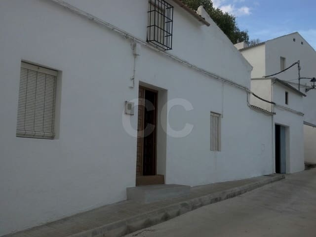 Casa Las Piedra: Townhouse in Rute