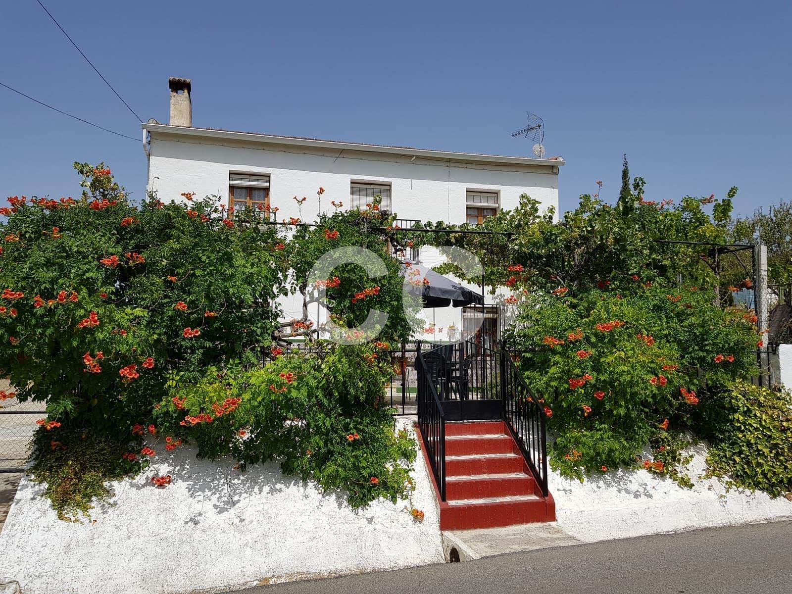 4 sypialnia Finka/Dom wiejski na sprzedaż w Alcala la Real z basenem garażem - 149 000 € (Ref: 5462608)