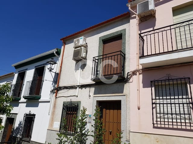 Ref:Casa Louisa Townhouse For Sale in Rute