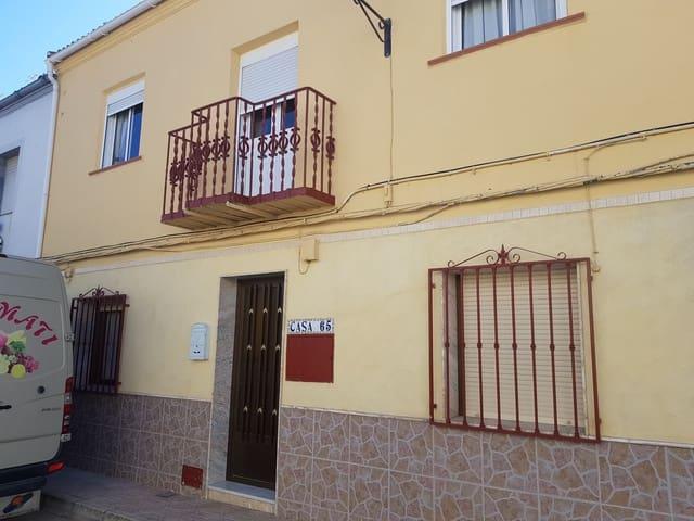 Ref:Casa Baena Terraced Villa For Sale in Monte Lope Alvarez