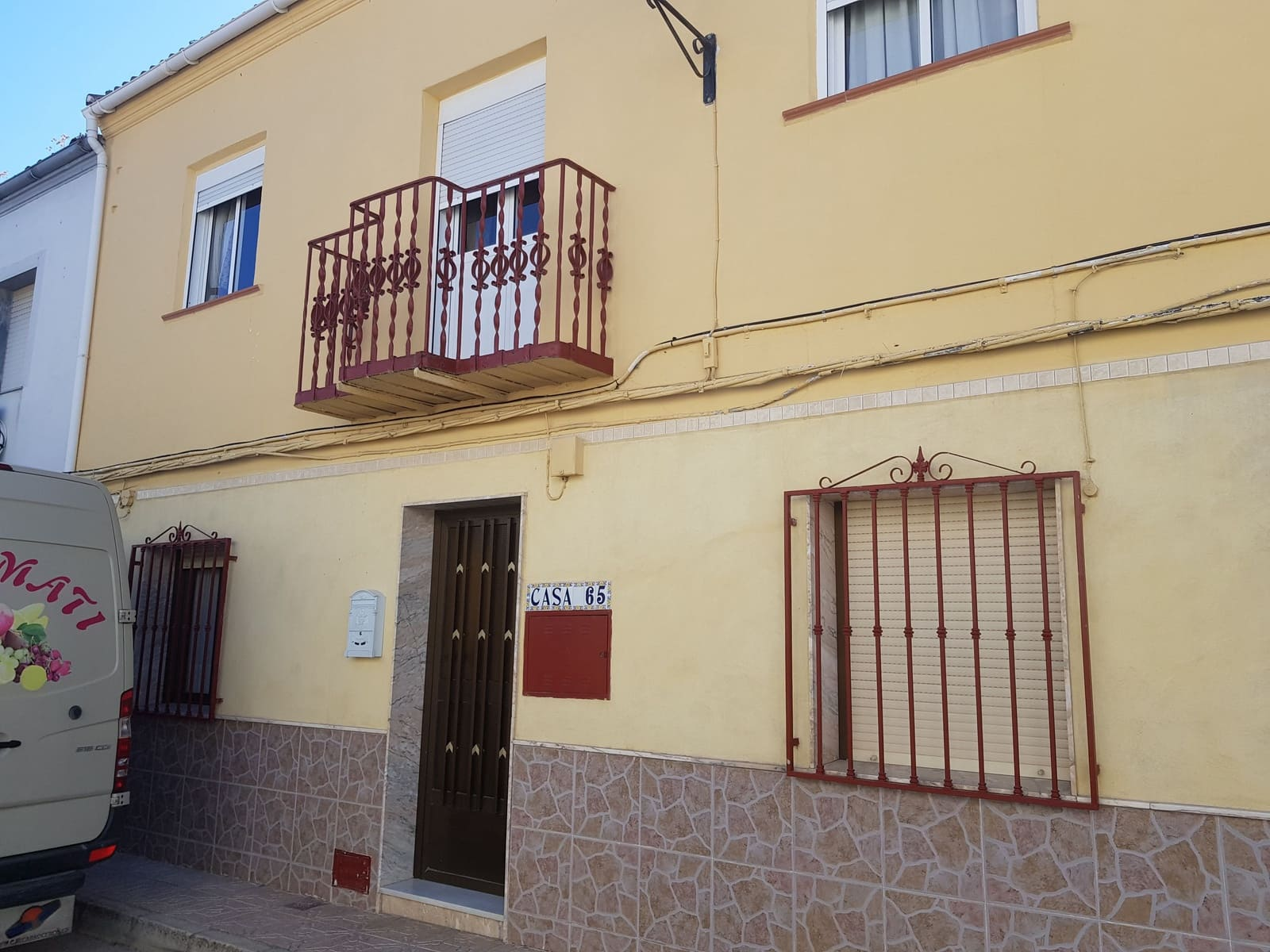 6 soverom Rekkehus til salgs i Monte Lope Alvarez - € 120 000 (Ref: 5624795)