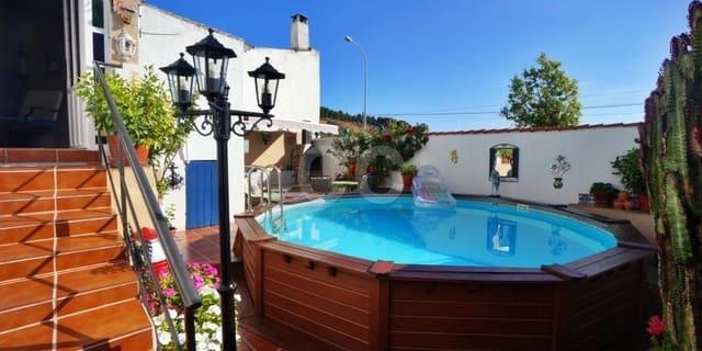 5 makuuhuone Omakotitalo myytävänä paikassa Alcaudete mukana uima-altaan  autotalli - 125 000 € (Ref: 5722936)