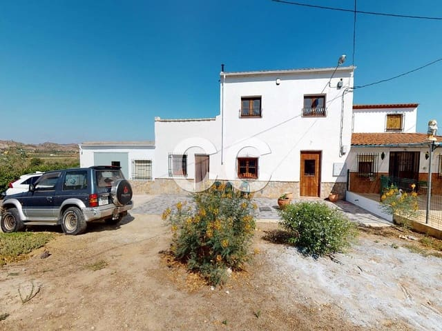Ref:Cortijo Armaril Finca/Country House For Sale in Zurgena