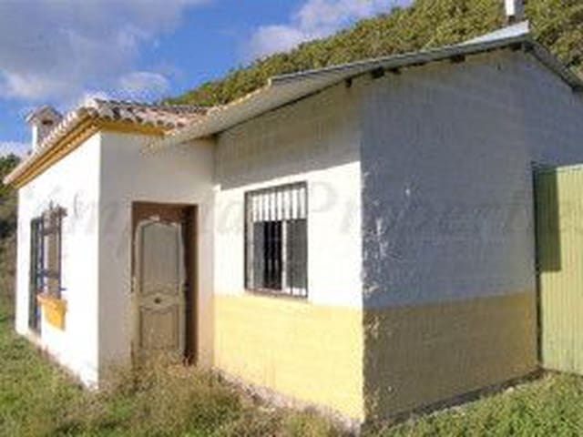 Ref:Cortijo Montana Finca/Country House For Sale in Torrox