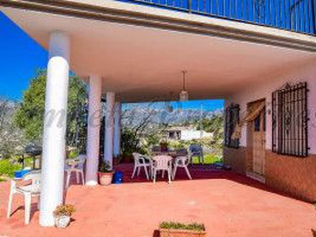 Ref:Cortijo Panoram Finca/Country House For Sale in Torrox