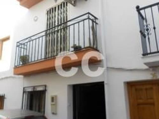 Ref:Casa Lolcal Townhouse For Sale in Alcaudete