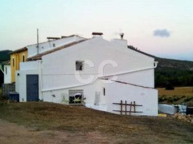 Ref:Cortijo Ayora Finca/Country House For Sale in Ayora