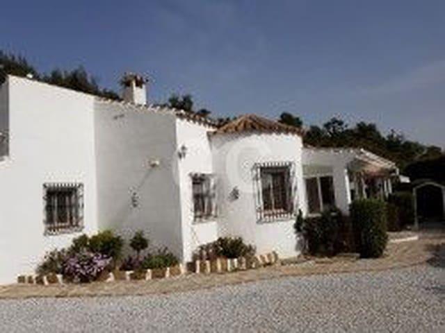 Ref:Cortijo Clara Finca/Country House For Sale in Comares
