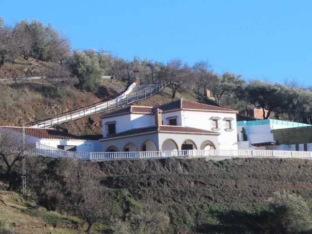 Ref:Cortijo Arenas Finca/Country House For Sale in Arenas