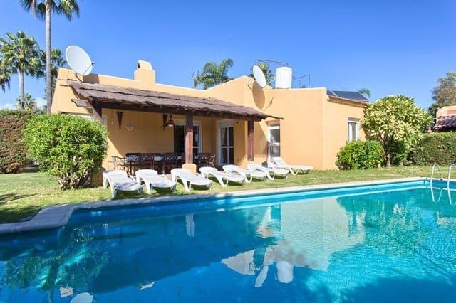 Finca/Casa Rural de 8 habitaciones en San Pedro de Alcantara en venta con piscina - 650.000 € (Ref: 5884235)