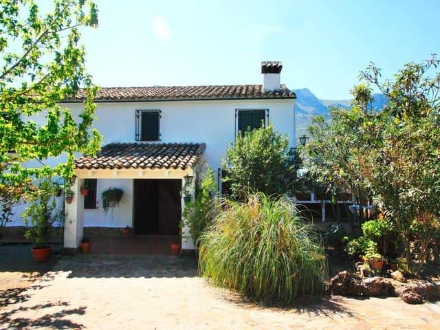 Ref:Cortijo Algar Finca/Country House For Sale in Carcabuey
