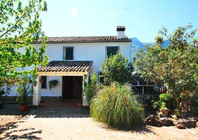 Finca/Casa Rural de 5 habitaciones en Carcabuey en venta con piscina - 225.000 € (Ref: 5886796)