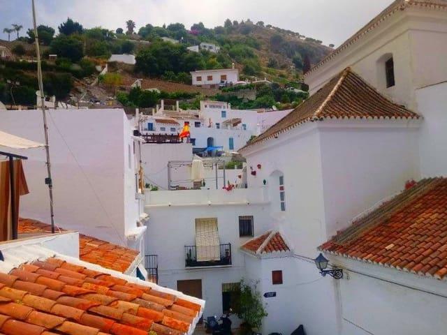 Ref:Casa Mudeja Townhouse For Sale in Frigiliana