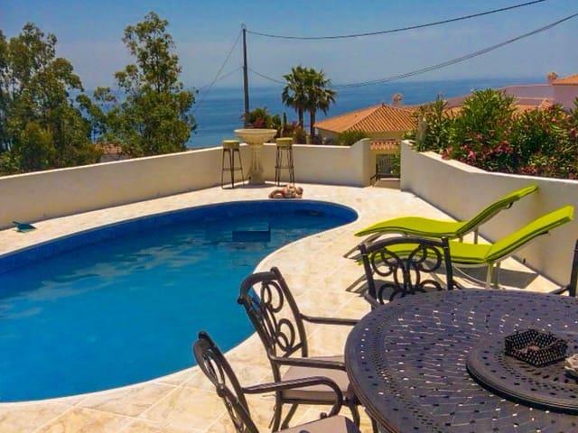 Ref:Villa Colina Villa For Sale in Torrox