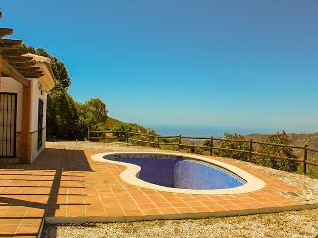 Ref:Villa Nuevo Villa For Sale in Torrox