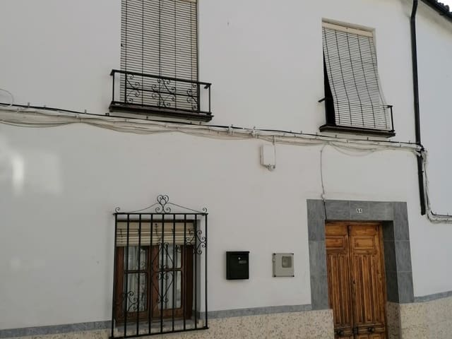 Ref:Casa Cer Townhouse For Sale in Rute