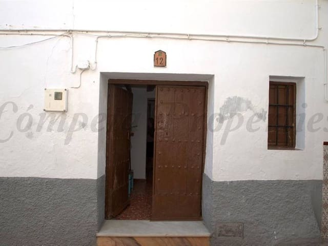 Ref:Casa Alma Townhouse For Sale in Canillas de Aceituno