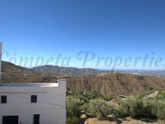 Ref:Piso Canilla Apartment For Sale in Canillas de Aceituno