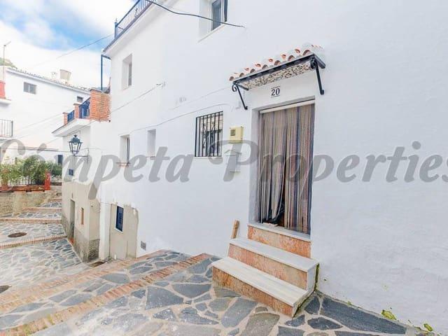 Ref:Casa Maroma Townhouse For Sale in Canillas de Aceituno