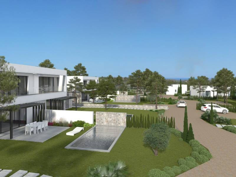 Pareado de 3 habitaciones en Las Colinas Golf en venta con piscina - 465.000 € (Ref: 3237676)