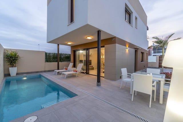 3 sypialnia Willa na sprzedaż w San Pedro z basenem - 225 000 € (Ref: 4293956)