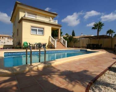 Chalet de 3 habitaciones en Monte Azul en venta con piscina garaje - 335.000 € (Ref: 4920984)