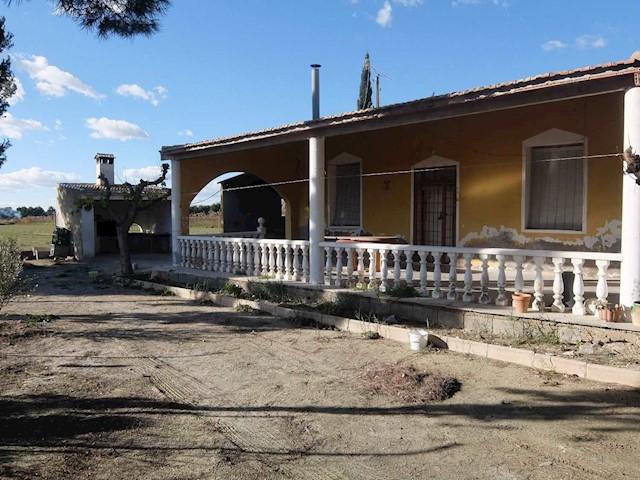 3 chambre Finca/Maison de Campagne à vendre à Granja de Rocamora avec garage - 140 000 € (Ref: 3707208)