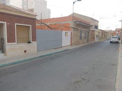 Terreno/Finca Rústica en Formentera del Segura en venta - 60.000 € (Ref: 3707249)