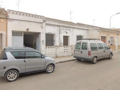 Landgrundstück zu verkaufen in Benejuzar - 65.000 € (Ref: 3738399)