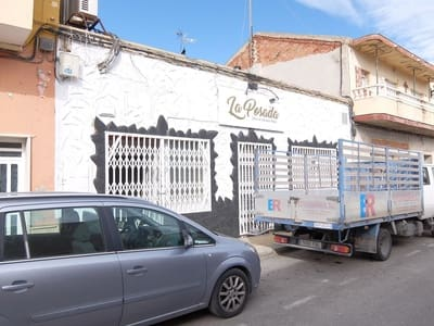 Commercial for sale in Rafal - € 125,000 (Ref: 4414446)