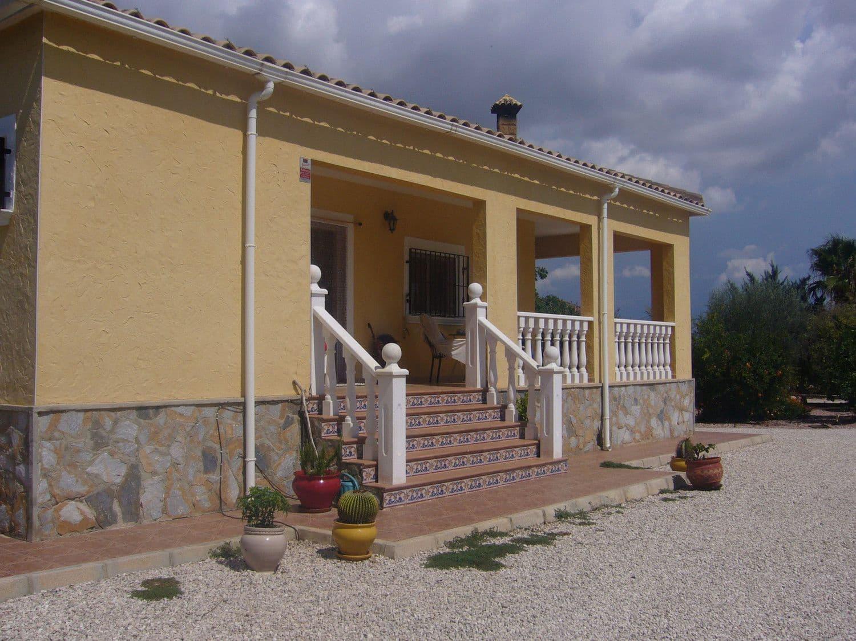 Chalet de 3 habitaciones en Orihuela en venta con piscina - 238.000 € (Ref: 4440601)
