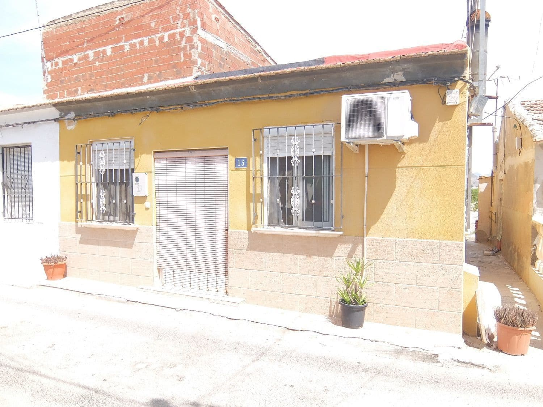 Finca/Casa Rural de 4 habitaciones en Orihuela en venta con garaje - 40.000 € (Ref: 4624361)