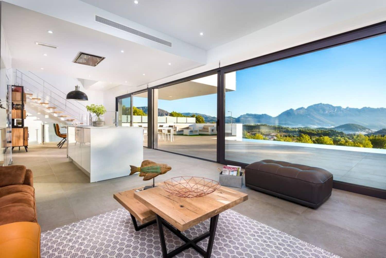 Casa de 3 habitaciones en Polop en venta con piscina garaje - 615.000 € (Ref: 5075554)